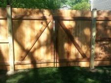 cedar-double-gate